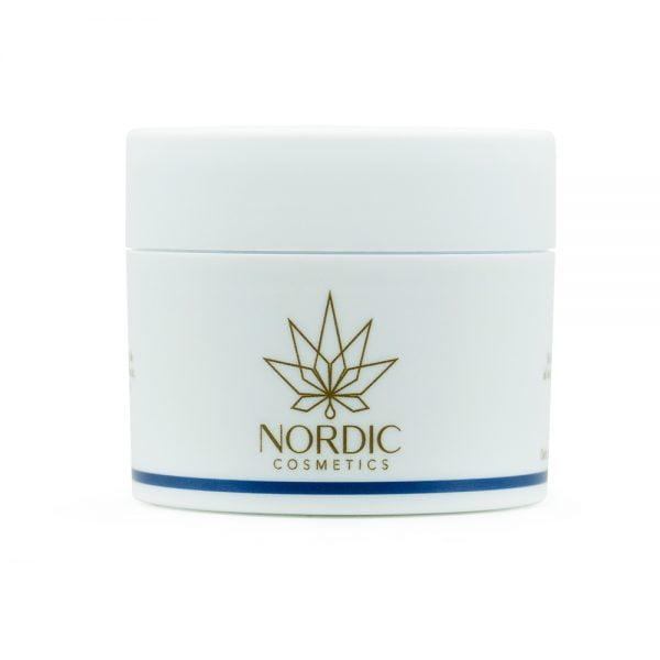 0000619 Nordic Cosmetics Night Cream Cbd Vitamin E