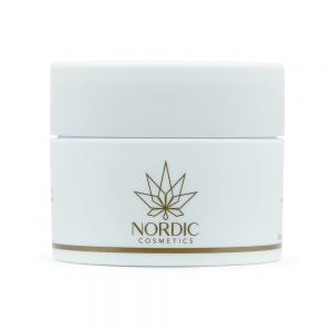 0000621 Nordic Cosmetics Body Butter Cbd Avocado-olie