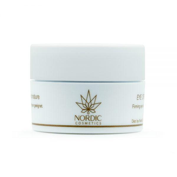 Nordic Cosmetics Eye Cream – Cbd &Amp; Hyaluronic Acid